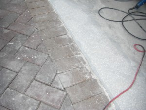 after grinding cement