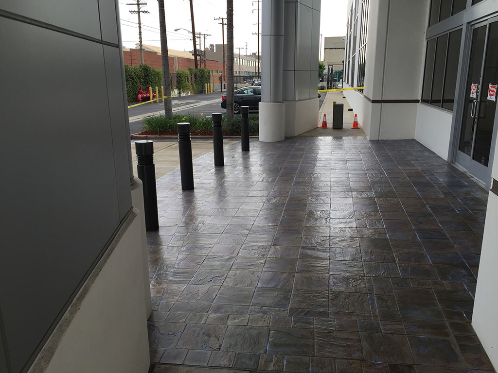 Non slip application on slate tiles national sealing non slip application on slate tiles by national sealing co dailygadgetfo Images