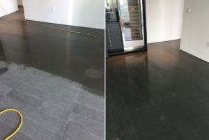 National Sealing was brought in to not only have the stone effectively cleaned, but apply a quality sealer to preserve the stone, and make the stone easier to maintain