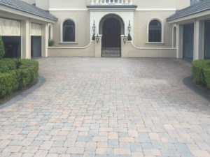 Faded Dyeing VS Replacement Pavers