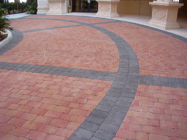 National Sealing Company Specializes in Commercial Paver Sealing