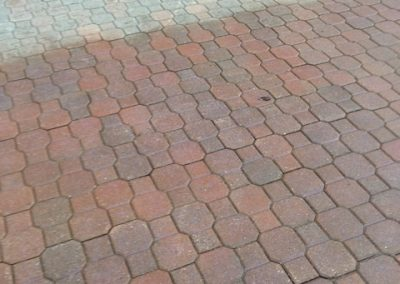 Coloring Brick Pavers | Staining Brick Pavers | National Sealing Co