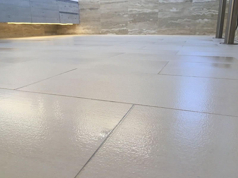 How to Seal Porcelain Tile with Non Slip