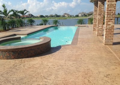 Anti Slip Coating for Pool Deck