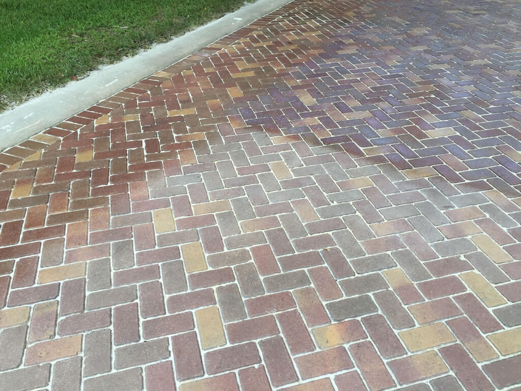 Sealing Pavers Permanently Coat Brick Pavers National