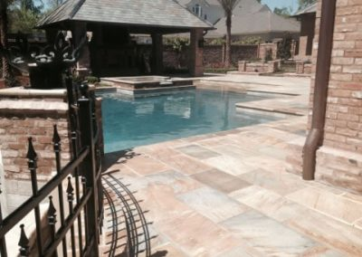 Non Slip Coating for Pool Deck