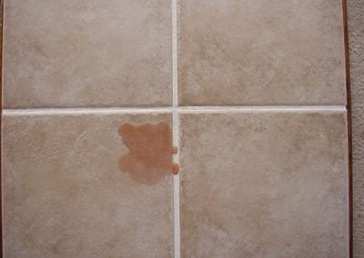 coating tile & grout