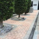 How to Remove Sealer & Paint from Brick Pavers by National Sealing Co.