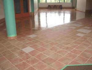 Sealing Ceramic Tile & Grout Lines by National Sealing Co