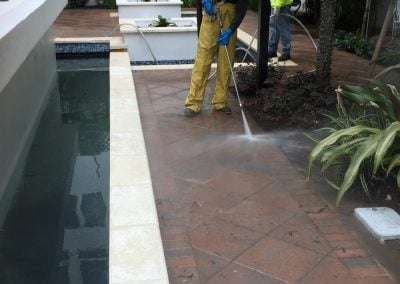 stripping pavers 2