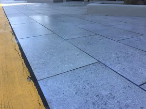 Commercial Anti Slip Application on Ceramic Tile by National Sealing Co