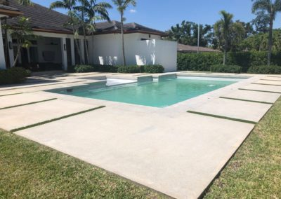 Non Skid Travertine - Kendall, FL