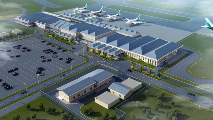 Cheddi Airport - Guyana