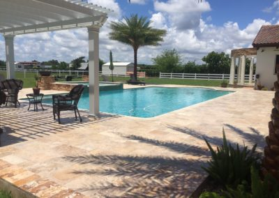 Anti Slip Travertine, Homestead, FL