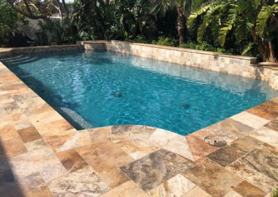Non Slip Travertine, Orlando, FL