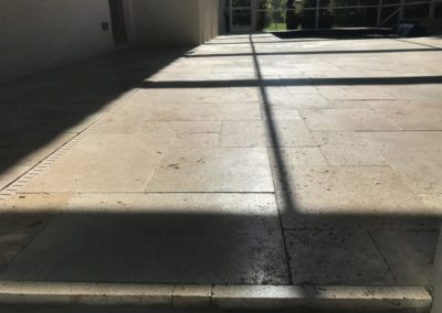 Non Slip Travertine, West Palm Beach, FL