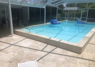 Non Slip Travertine, Bradenton, FL