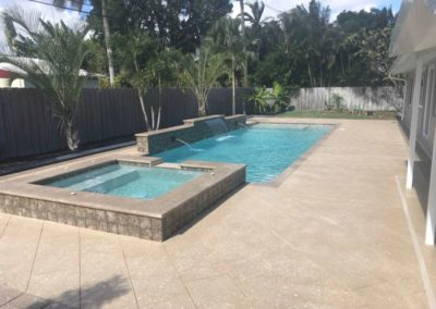 Non Slip  Lock Pavers, Wilton Manors, FL