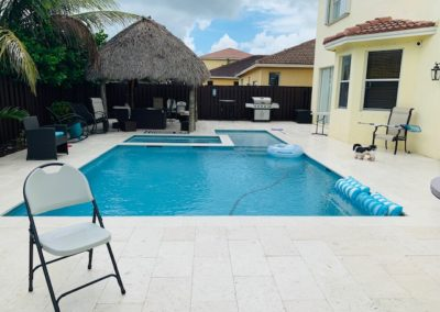 Anti Slip Travertine, Cutler Bay, FL