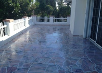 Non Slip Decorative Concrete, Port Orange, FL